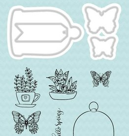 Studiolight Stamp & Die Cut (1) A6 Basics Nr.07