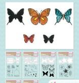 Studiolight Stamp & Die Cut (1) A6 Basics Nr.09