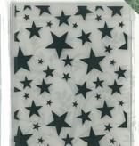 Romak Prægning mappe Stjerner