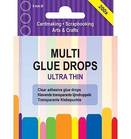 Je Je Produkt Multi Glue dråber Ultra Tynd