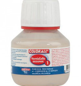 Collall Verniscolle Decoupage 1 jar 50 ml