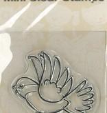Pigo Productions Mini Clear Stamps - Vogel