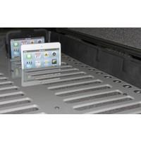 """thumb-iNsync C14; robuuste koffer voor 30 iPad Air en 10""""-11"""" tablets, koffer/kar op wieltjes met slot voor opbergen, opladen, synchroniseren & transport-4"""