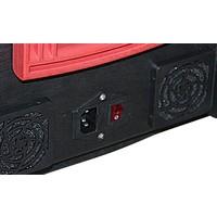"""thumb-iNsync C14; robuuste koffer voor 30 iPad Air en 10""""-11"""" tablets, koffer/kar op wieltjes met slot voor opbergen, opladen, synchroniseren & transport-7"""