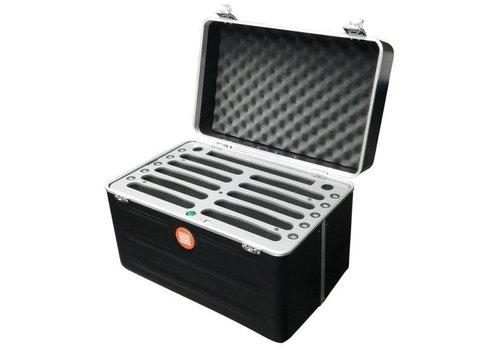 Parotec-IT charge C525 Koffer fuer 10 iPad mini und Tablets bis 8 inch