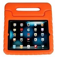 thumb-iPad kidscover case in de klas oranje-3
