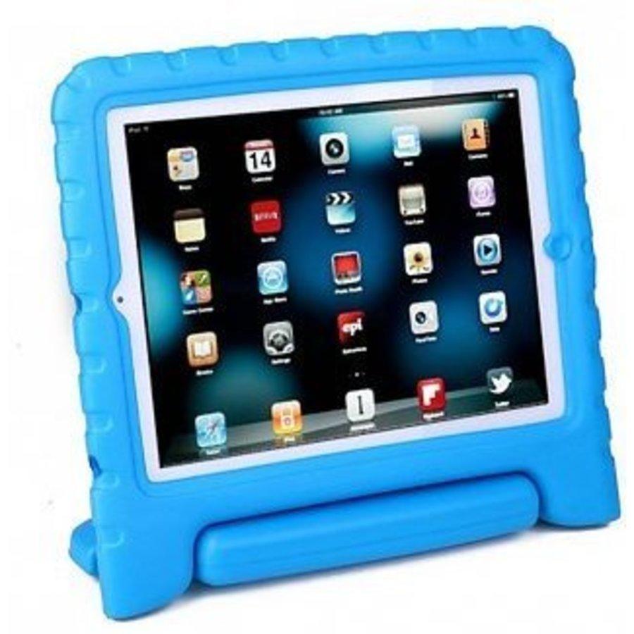 iPad kidscover case in de klas blauw-4