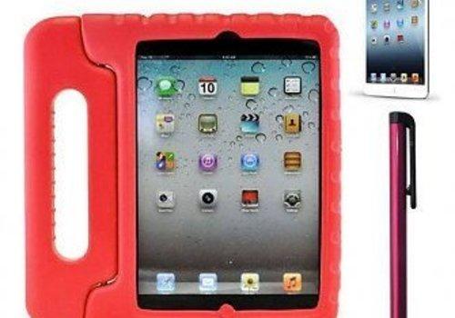 KidsCover casing kidscover for iPad in de klas red