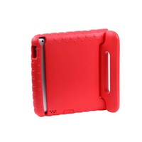 iPad kidscover case in de klas rood