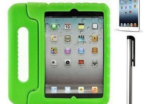 KidsCover casing KidsCover for iPad in de klas groen