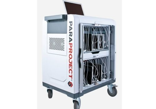 Parat charge & sync i32 carts for 32 iPads and tablets