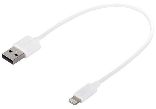 Parat laadkabel 0,2m voor iPad USB - lightning connector