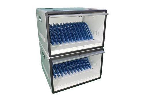 Parotec-IT charge & sync D12 iPad cupboard charge and sync for 12 Apple or andere tablets