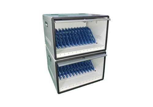 Parotec-IT D12 iPad storage cabinet charging sync for 12 Apple or other tablets