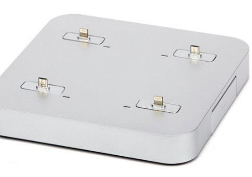Kiwi Box charge station desktop 4 Apple apparaten