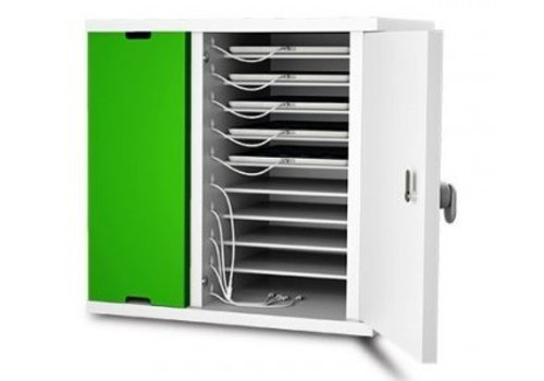 Zioxi charge & sync 10 iPads en tablets, kast