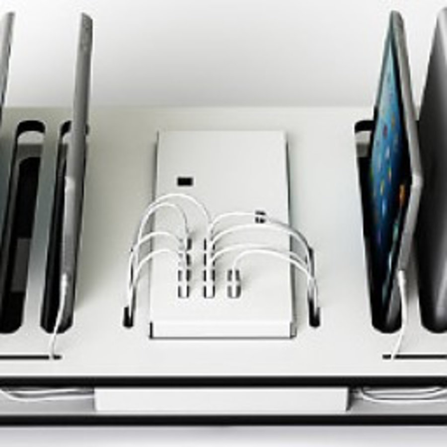 USB charge deck 10 iPads,tablets