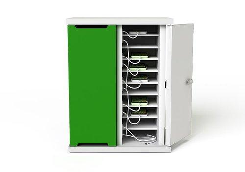 Zioxi charge & sync Schrank 10 Handy und iPods