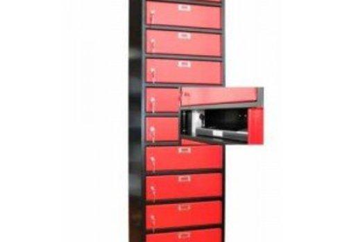 Leba charge kast BYOD Note Locker 10 oplaad- en opbergkast