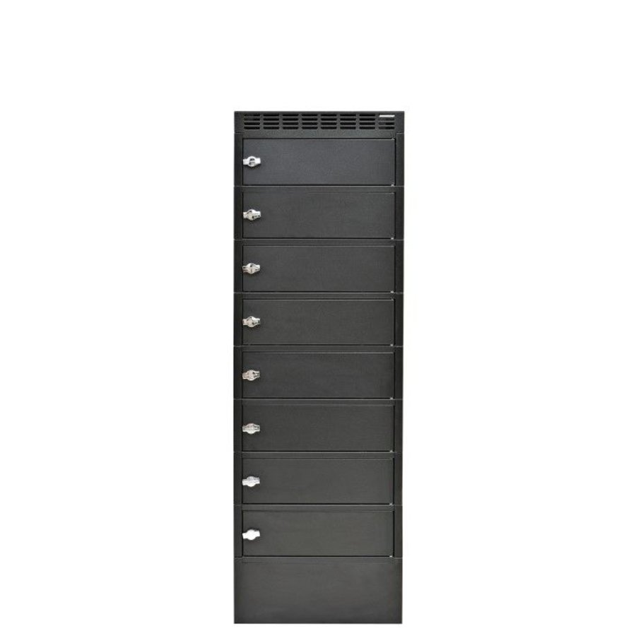 Note Locker 10 Charge And Storage Cupboard With 10 Separate, Lockable  Storage Compartments