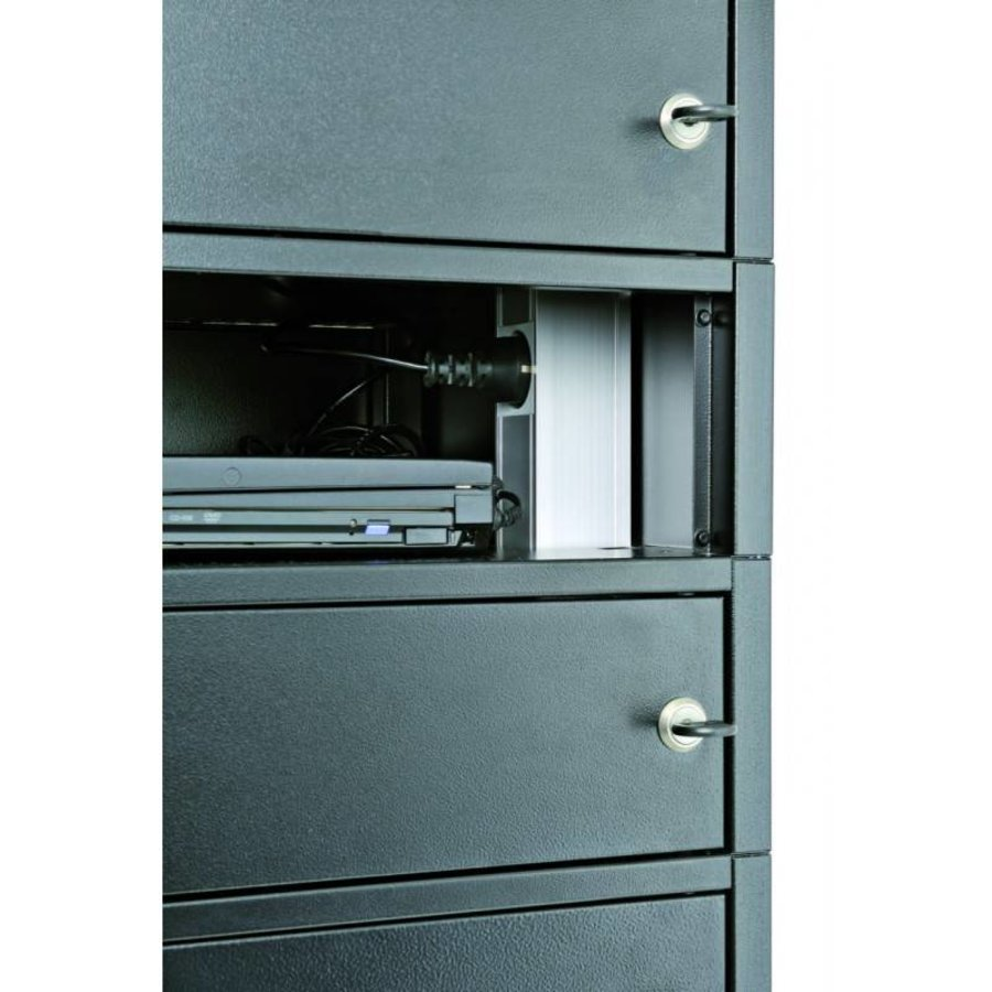 Leba Note Locker 12 Charging And Storage Cabinet With 12