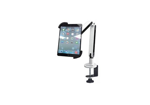 """Max Cases tabletsupport swivel arm deskmount universal for tablets till 13"""""""