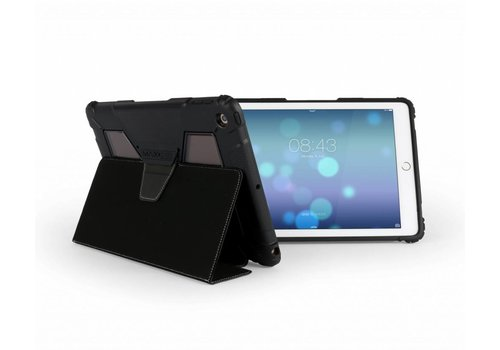 Max Cases Huelle eXtreme folio iPad 5 iPad Air schwarz