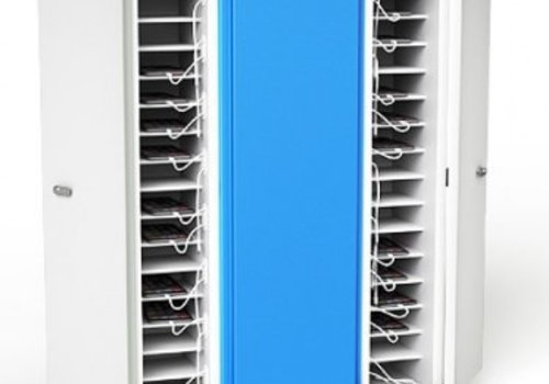 Zioxi charge cabinet for 40 smartphone, iPod with sleutelslot
