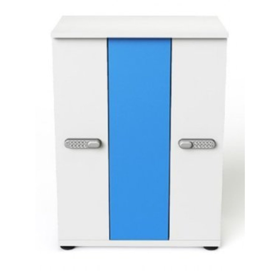 Lockable Storage And Charging Cabinet For Up To 40 IPhone/ IPod/ Smartphone  Devices.