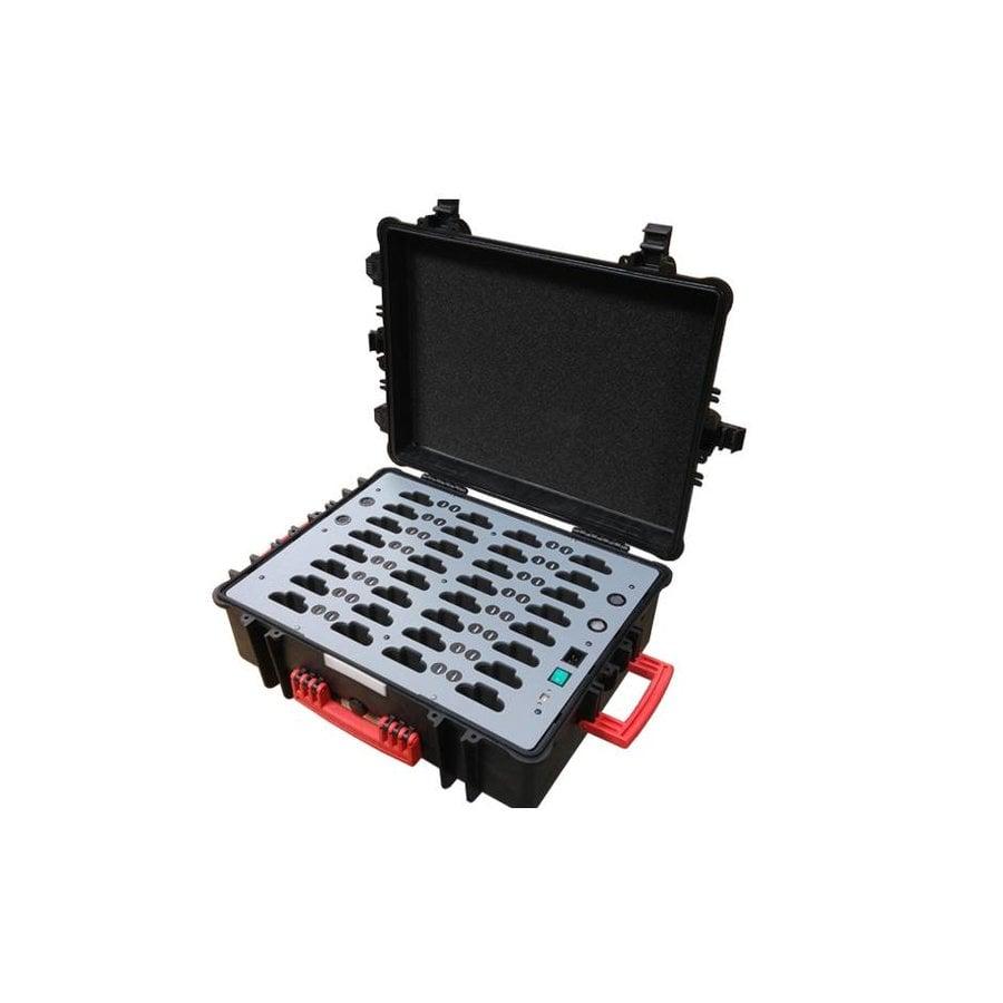 iNsyncC32 Smartphone management koffer met laad en synchronisatiefunctie voor 32 smartphones-1
