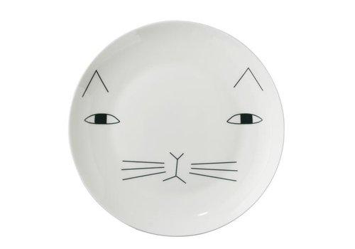 Donna Wilson Plate Cat