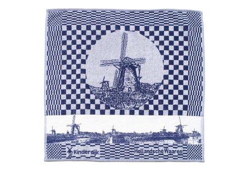 Hollandsche Waaren Kinderdijk Towel