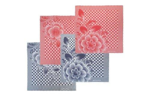 Hollandsche Waaren Flower Tea Towels