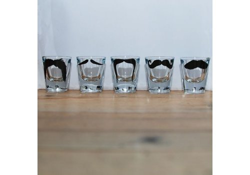 Peter Ibruegger Shot Glasses