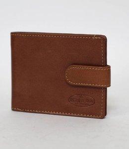 Bear Design Leder Kartenetui HD526 Cognac