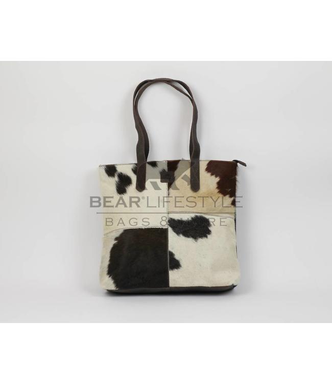 Bear Design Shopper 'Linda' Groß  HH32637 Braun