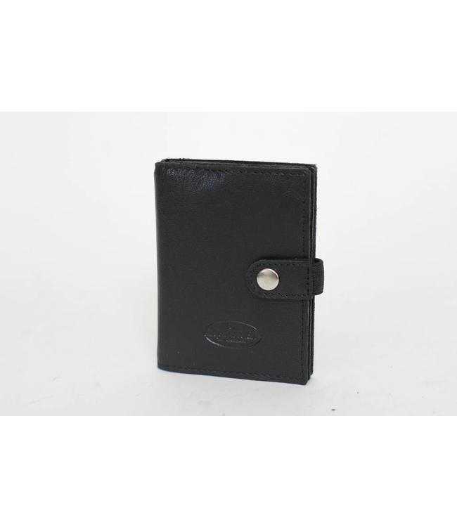 Bear Design Kartenetui mit Geldclip NH2200 Schwarz