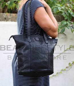 Bear Design Kleine shopper CL35009 Zwart