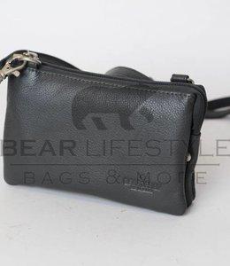 Bear Design Umhängetasche B4887 Grau
