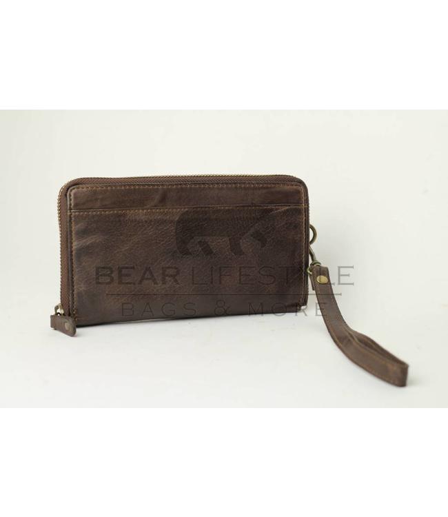 Bear Design Geldbörse GR9865 Braun