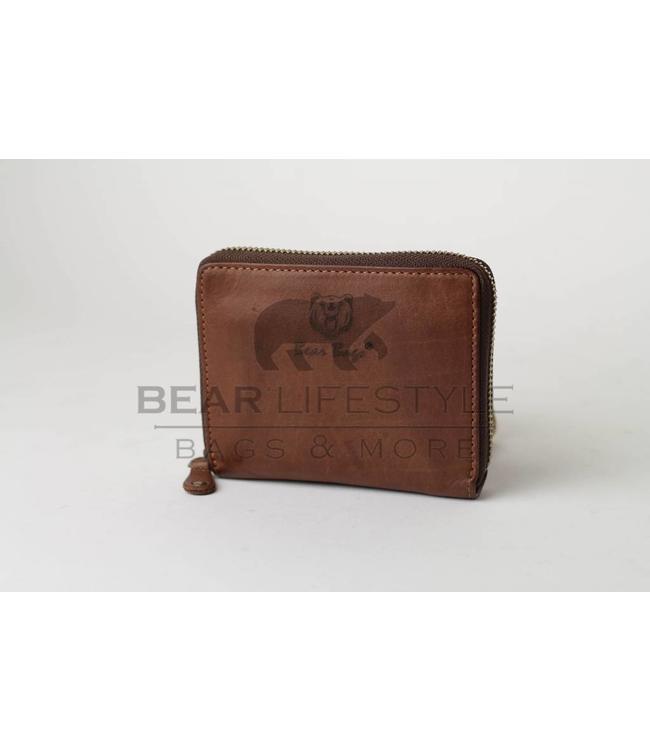 Bear Design Geldbörse GR10350 Cognac