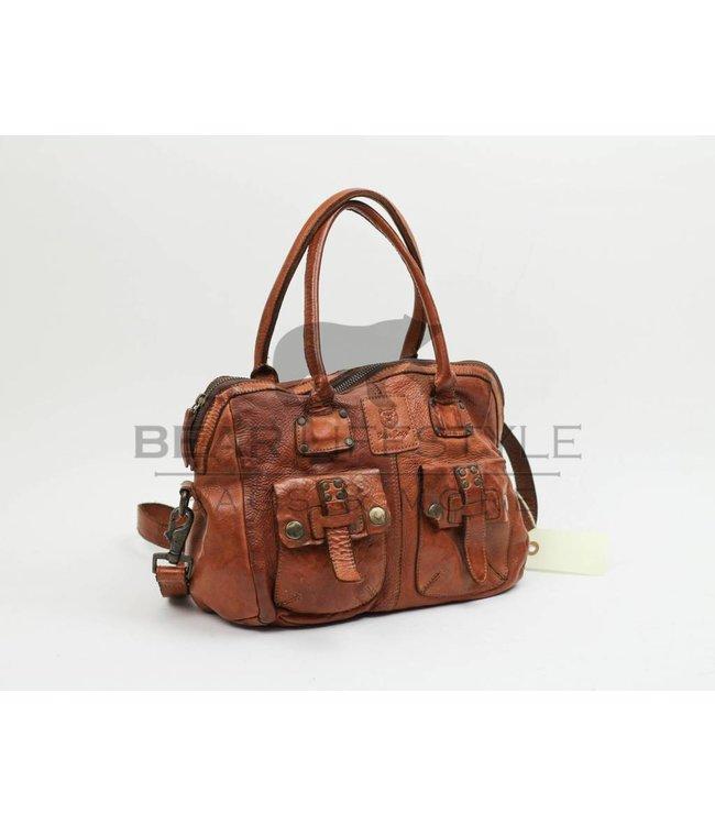 Bear Design Umhänge- & Handtasche GR7005 Cognac