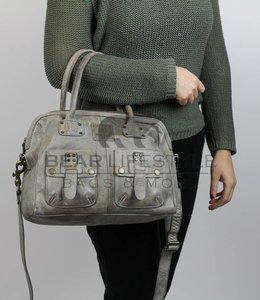 Bear Design Umhänge- & Handtasche GR7005 Stone