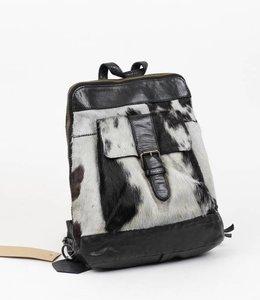 Bear Design Rucksack Cow/Lavato CL35101 Schwarz