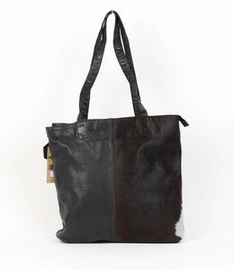 Bear Design Shopper Kuh CL35104 Schwarz