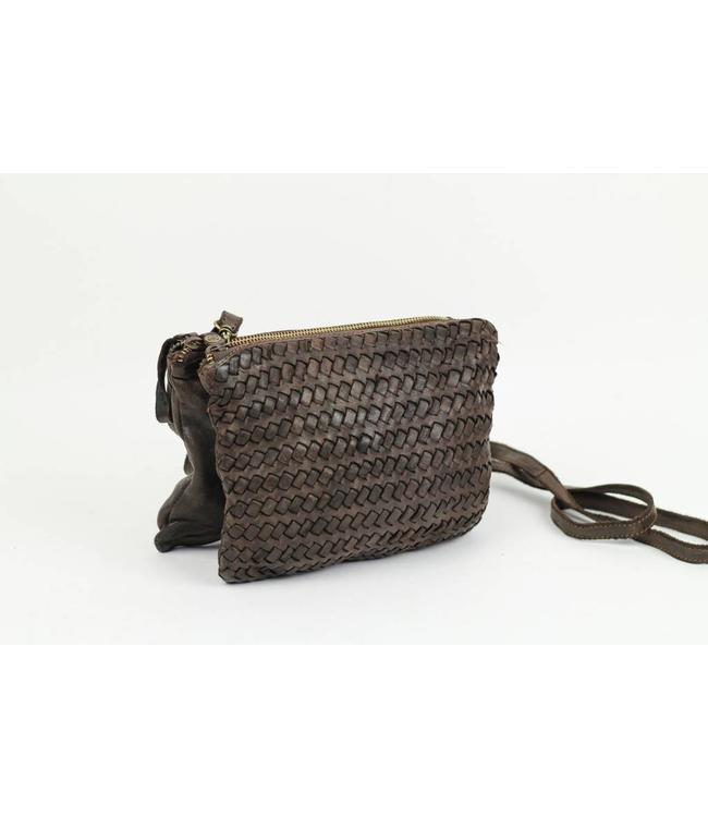Kleine Tasche GR5903 - Braun