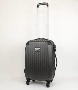 Handbagage Trolley - Zwart/Grijs