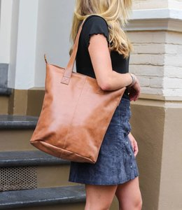 Bear Design Shopper CL2087 Cognac