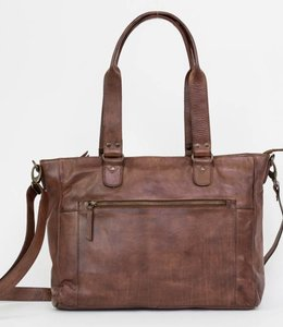 Bear Design CL35218  Braun Schulter-/Handtasche 'Pia'