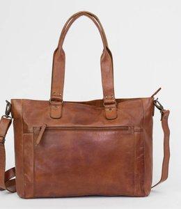 Bear Design CL35218 Cognac Schulter-/Handtasche 'Pia'